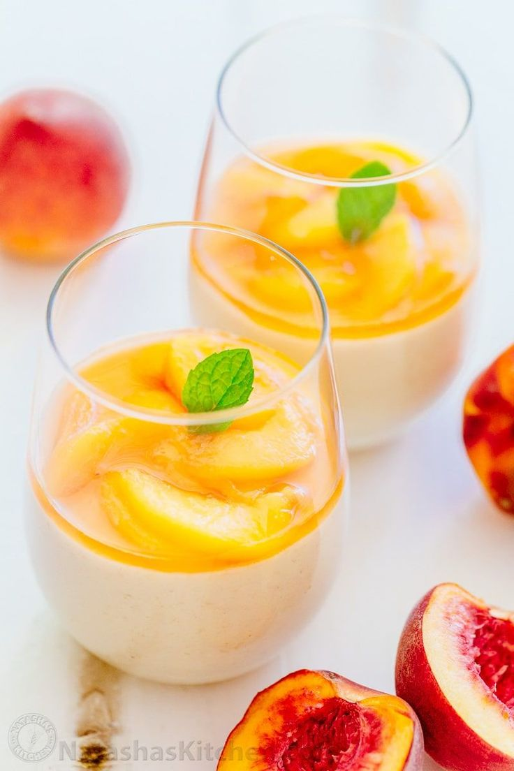 This peach mousse is loaded with fresh peaches - more than 1 lb goes into making this peach cream dessert so it actually tastes like peaches! Summer peaches