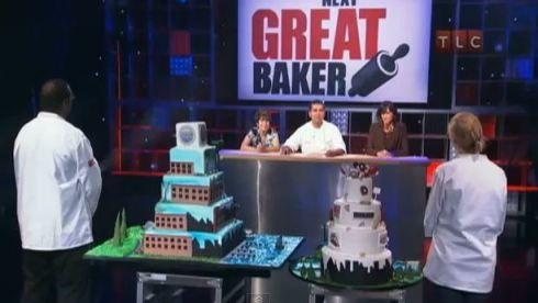 1)Il boss delle torte: la sfida, una spettacolare sfida a colpi di torte fantastiche...da qualche tempo manca all'appello :(