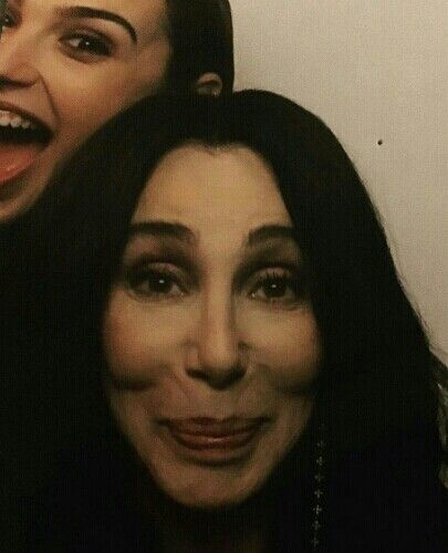 Gal Gadot and Cher!!!!