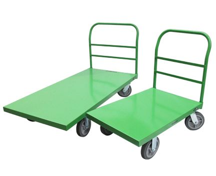 STURGO Steel Flatbed Platform Trolleys. Buy Trolleys / Carts Online - Hand Trolleys, Hand Carts - Backsafe Australia