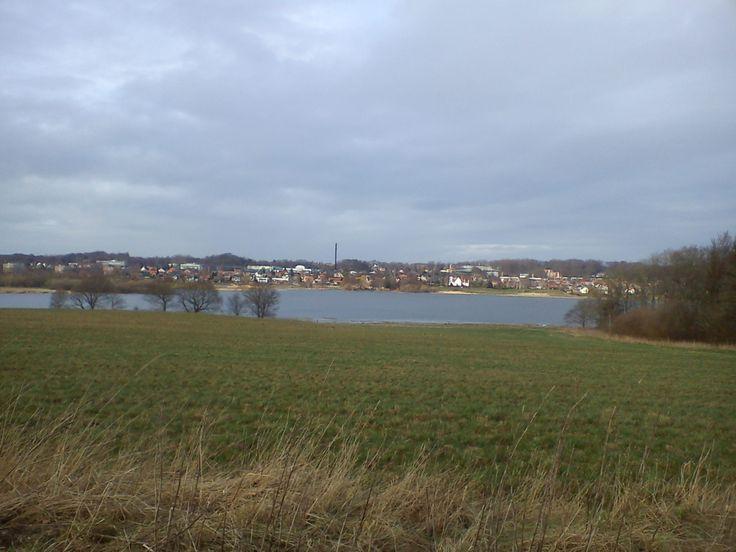 Søen februar 2014