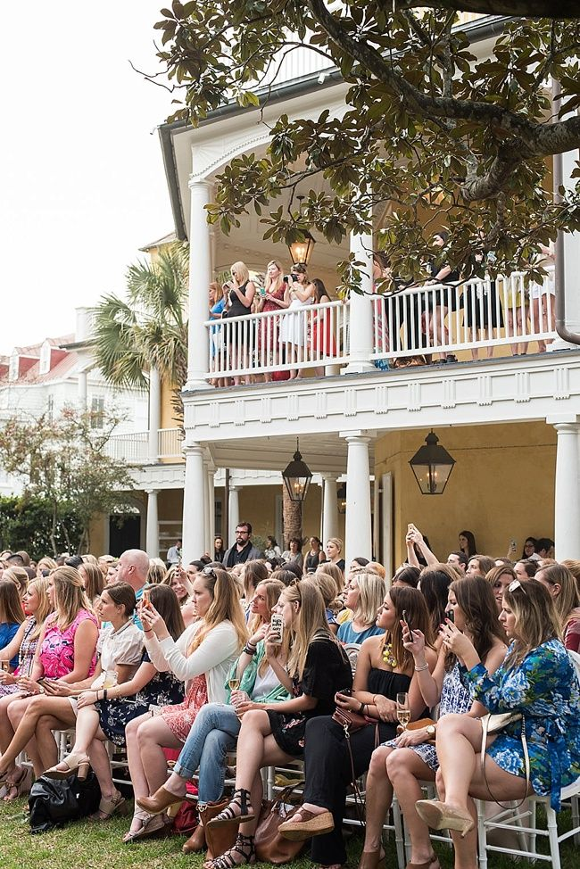 The William Aiken House | LulaKate & Katherine McDonald 2016 Collection {Charleston Weddings' Spring Bridal Week} Photos by Marni Rothschild