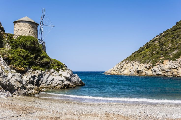 Sporades, Alonissos Moulin