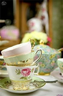Sugar Junction - Vintage China Hire
