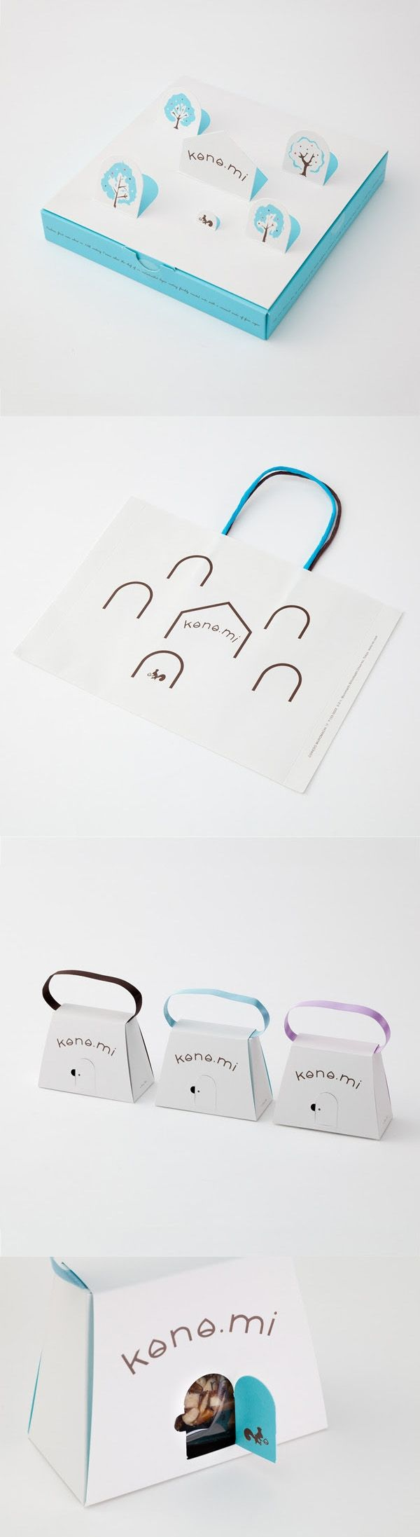 kono.mi sweet goody #packaging PD