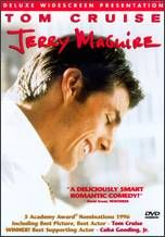 "1996 Jerry Ma Guire..catch phrase ""Show me the money"" Good romantic comedy drama.about sports"