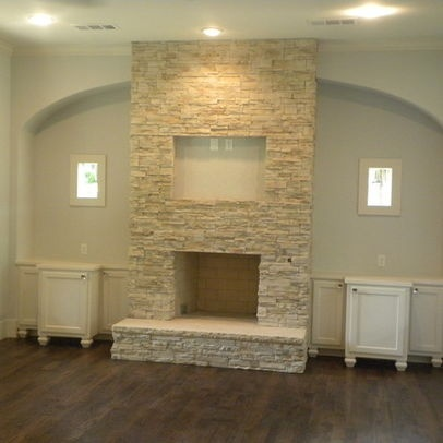 Fireplace Rock Ideas 92 best stacked stone images on pinterest | fireplace ideas