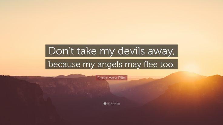 17 Best Rilke Quotes On Pinterest