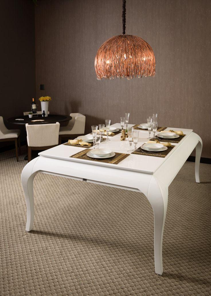 Mesa de Sinuca e Jantar - Modelo Milão
