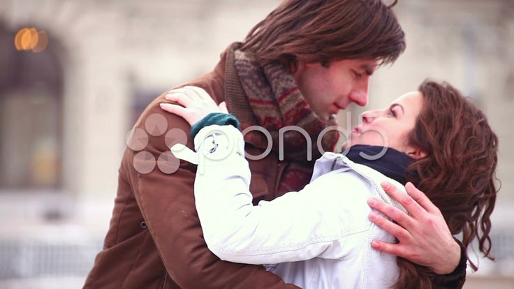 valentines affectionate young adult man embraces young adult woman. - Stock Footage | by ionescu #valentines #stockfootage #media #winter #frozen #pond5 #beauty #couple #love #romance #winter #february #2014