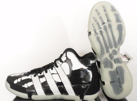 Tim Duncan adidas SM TS Commander LT Halloween