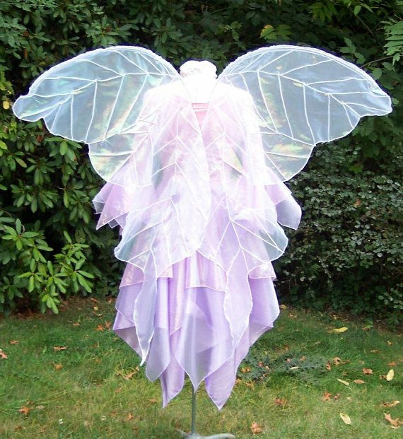 """This is just beautiful"" White Opalescent Veined Fairy ..."