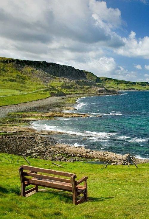 Scotland's North Coast, Isle of Skye