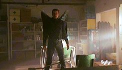 #Dominion #Gabriel Wings!! (gif)