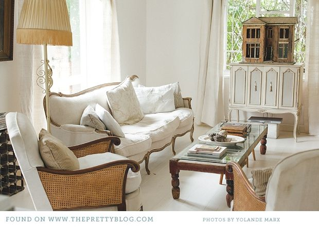 French Living Home Tour European Decorfrench