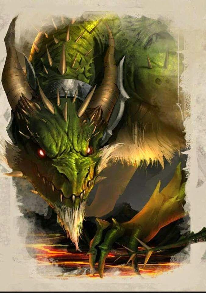 RPG, manga , quadrinhos , cultura em geral: Imagens de dragões