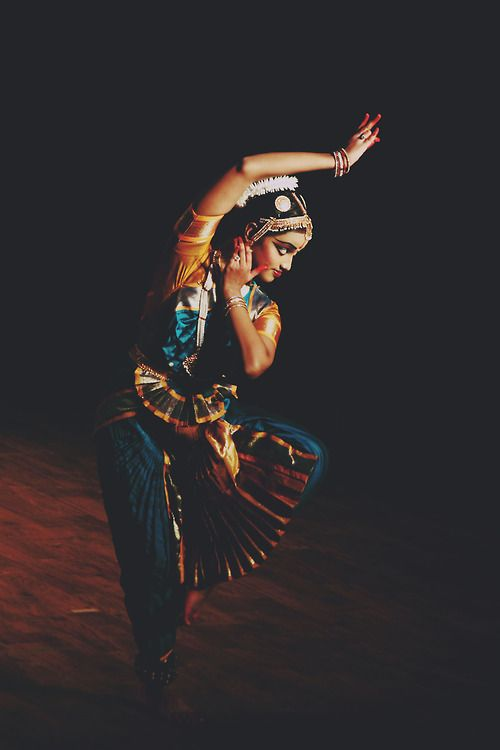 Invoking the sacred through dance... india