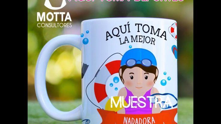 PLANTILLAS PARA TAZAS AQUÍ TOMA DEPORTES #mottaplantillas