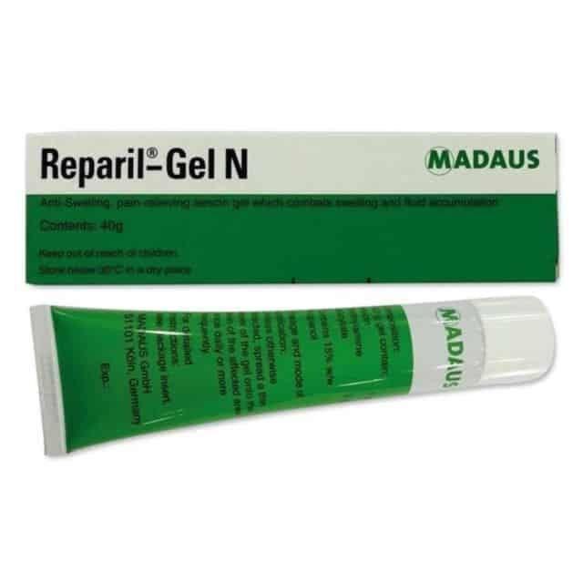 Reparil Dragees لعلاج البواسير وتسكين الآلام Fever Relief Inflammatory Muscle