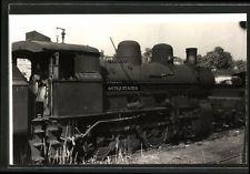 Foto 1964 Sopron Dampflok Gysév Lokomotive Lok am Heizhaus Eisenbahn Ungarn MAV