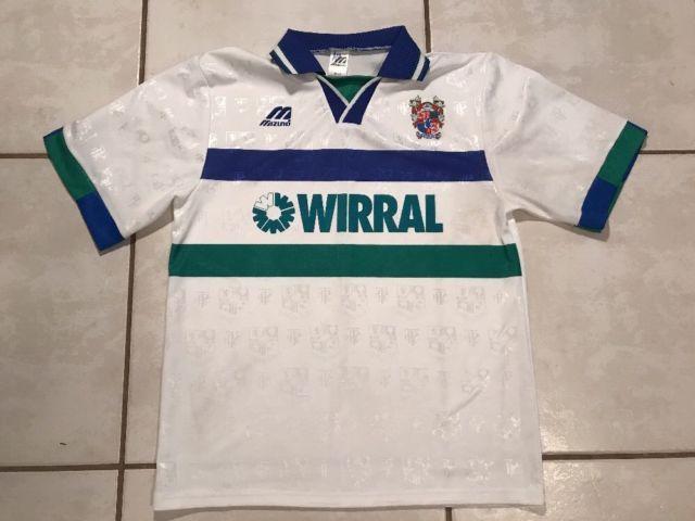 Rare Vintage MIZUNO Tranmere Rovers 1995/97 Football Shirt  SIZE 38-40   eBay