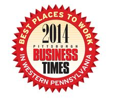 Awarded best places to work in 2014