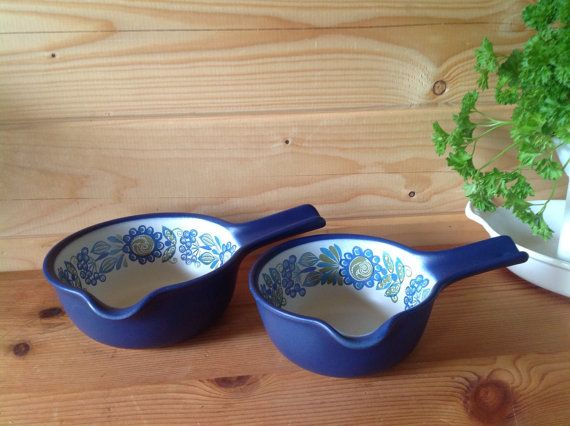 Figgjo Flint Flameware in the Tor Viking by Onmykitchentable
