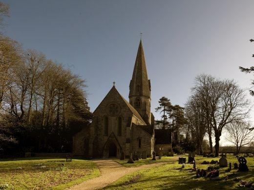 Leafield-Church