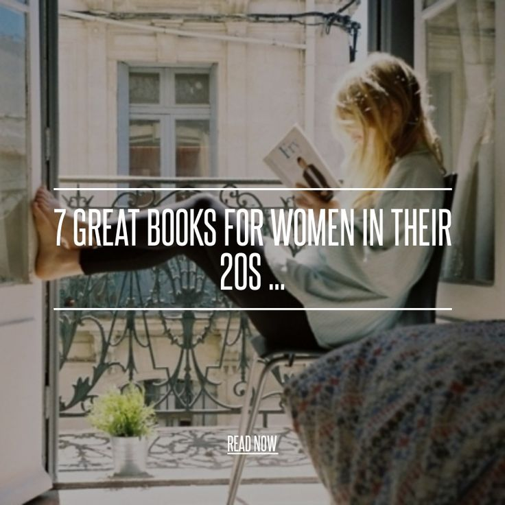 Illuminating Books for Women in Their 20s ... - Books [ more at http://books.allwomenstalk.com ] As an obsessive reader, I love the fact that there is an endless amount of books for women in their 20s. In my own experience, I noticed a major shift when I hit my early twenties compared to when I was a teen. From beginning to get a sense of who I am as a person to becoming more comfortable in my own skin, something about this age range br... #Books #Pecola #Angelou #Breedlove #Steps…