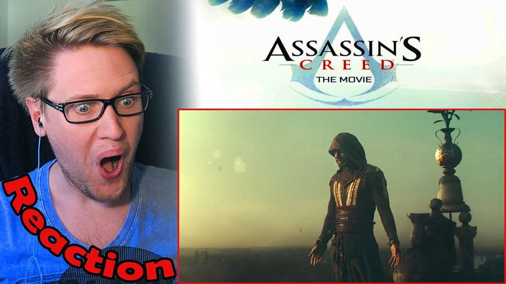 cool Assassin's Creed - Film Trailer Response! | LEAP OF Religion! |