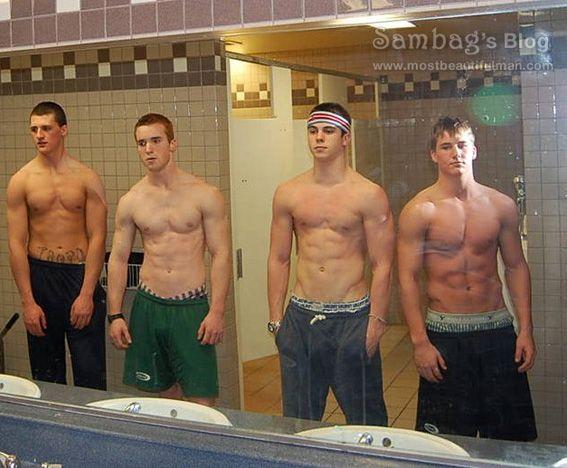 hot highschool jocks