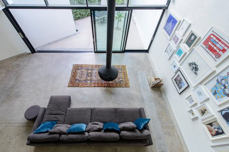 Courtyard House St Peters by Reg Lark Architect / Residential Architecture, Houses (Alterations + Additions) - Architecture Award / Photography: DL Photography