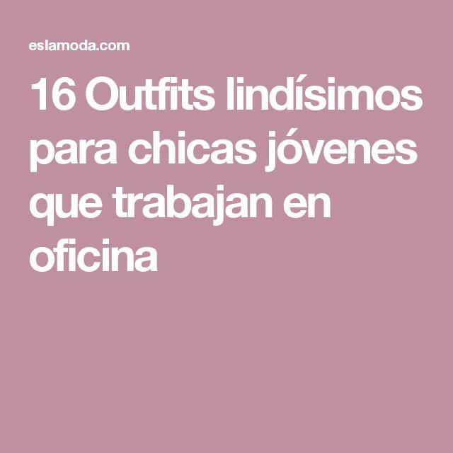16 Outfits lindísimos para chicas jóvenes que trabajan en oficina