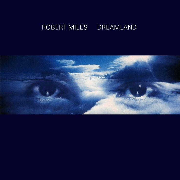 Robert Miles • Dreamland Album • (CD 1996 Arista) • Original Release [Like New] #Trance
