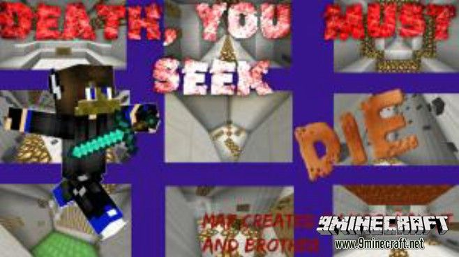 Death You Must Find Map 1.10.2 - minecraft adventure maps : Download the Death You Must Find Mapfrom link below. Extract the map files with ...  #adventure #maps | http://niceminecraft.net/category/minecraft-maps/