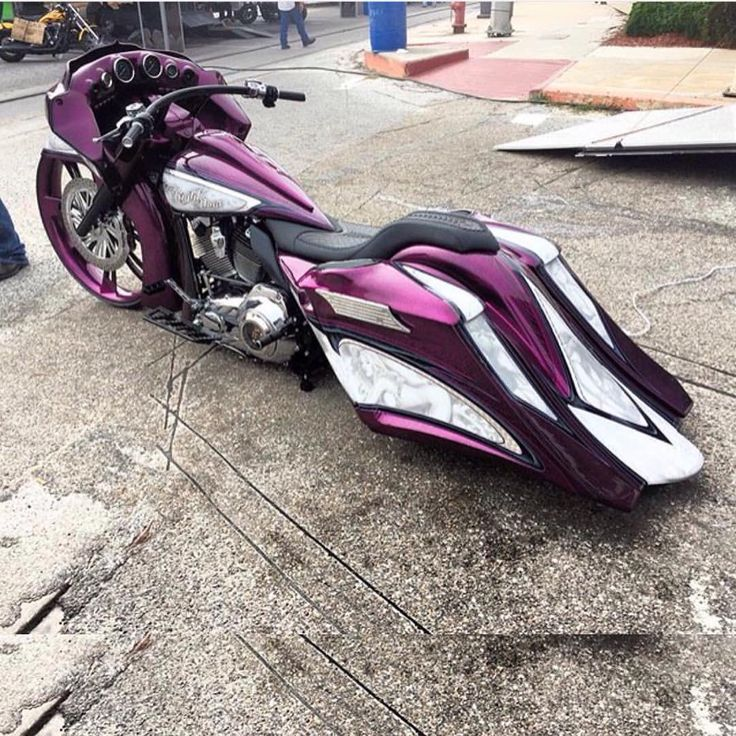 "BAGGER_NATION on Instagram: ""Follower Feature' @thefastlifegarage…"