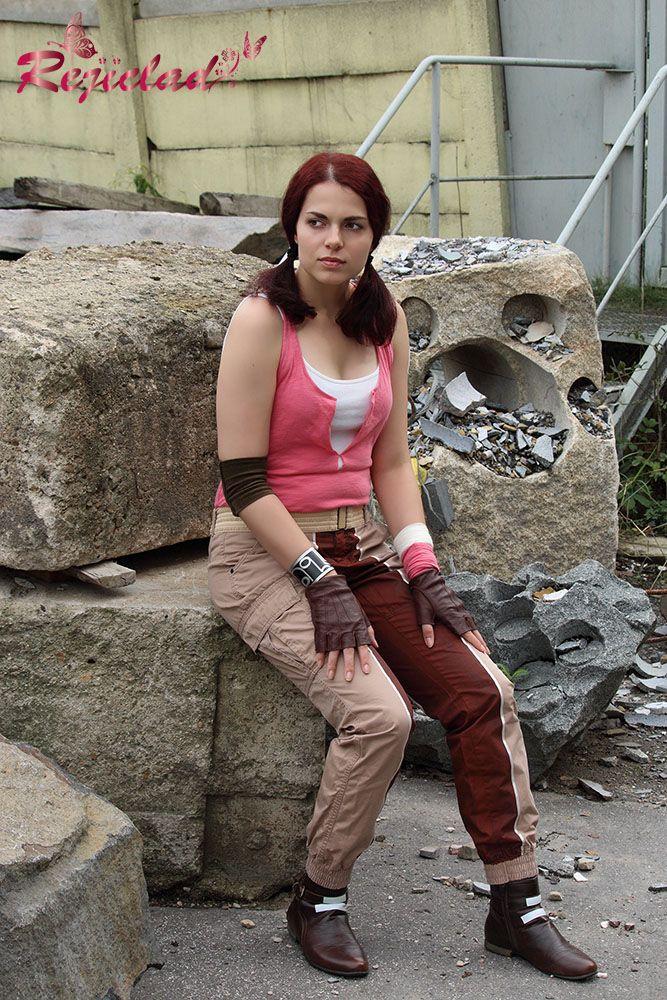 Ellie Langford Dead Space 2 cosplay IV by Rejiclad