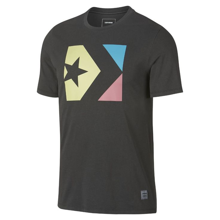 Converse Essentials Graphic Men's T-Shirt Size