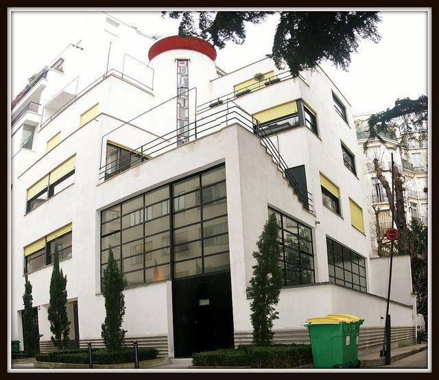 1000 images about art deco on pinterest - Hotel martel mallet stevens ...