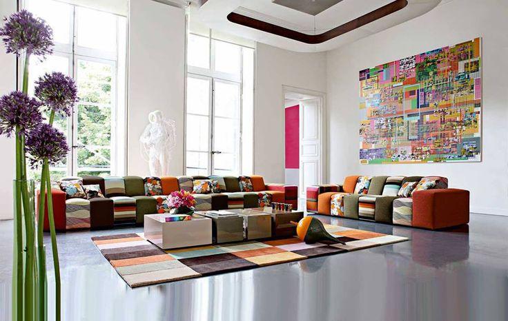 Modern Sofas by Roche Bobois