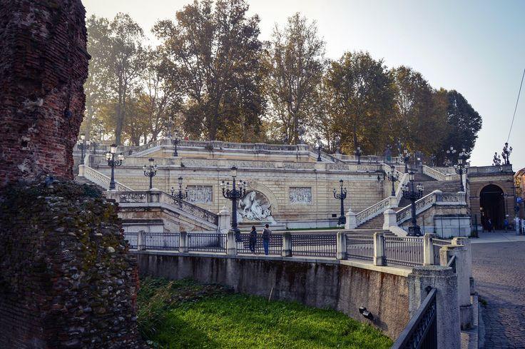 Fuente de Pincio, Parque de la Montagnola (Bologna - Italy)