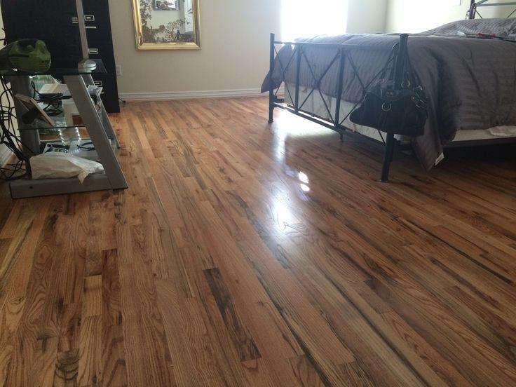 Lovely Hardwood Floor Refinishing