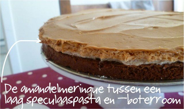 Koekjeshoek: Recept: Amandelmeringue of dacquoise