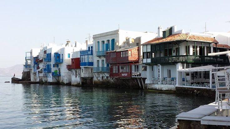 Venice, Mykonos