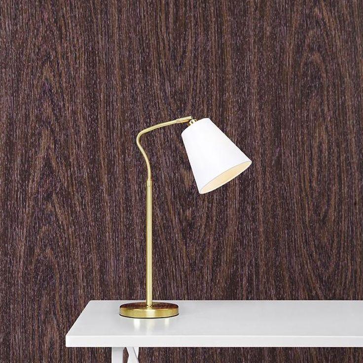 Bordslampan Tindra från Markslöjd har en snygg klassik design som fungerar tidlöst.. http://buff.ly/2qED6Qx?utm_content=buffer67aab&utm_medium=social&utm_source=pinterest.com&utm_campaign=buffer