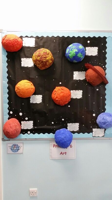 paper solar system - photo #10