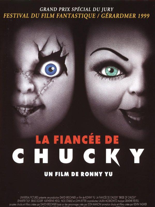 Tiffany, la dernière amante de Chucky pendant qu'il était humain, assassine de sang froid dans un hangar désaffecté un policier qui quelques minutes auparavant avait dérobé la poupée pour elle dans un commissariat de police. Elle décide de la ressusciter par une incantation vaudoue. J'aime bien ce film car cela parle de réincarnation dans le corps d'une poupée.