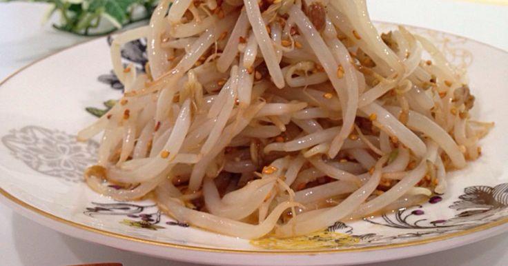 レンジ2分愛してやまない♡やみつきもやし by ♡♡♡Mari♡♡♡ [クックパッド] 簡単おいしいみんなのレシピが253万品