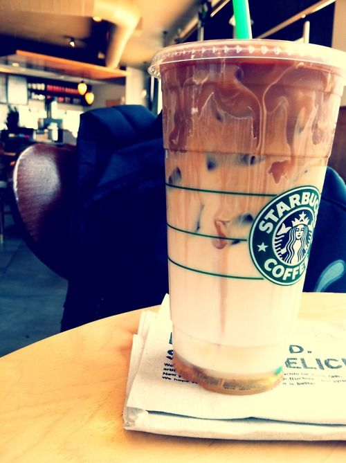 """""""Okay, the only Starbucks drink I will pay for is this one. Over ice, skinny Carmel Macchiato-to die for."""" Yep, definitely ordering this next time"""