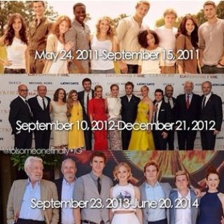 I can't believe its been so long since the hunger games!